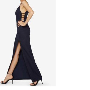 Fame and Partners sexy maxi dress